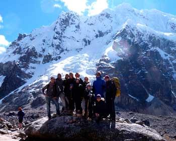 Salkantay – camino inka