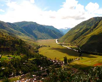 Sacred valley – Machupicchu
